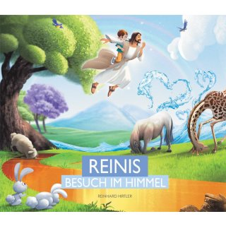 Reinis Besuch im Himmel (Softcover)